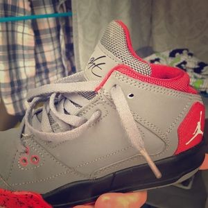 Jordan's size 12c shoes